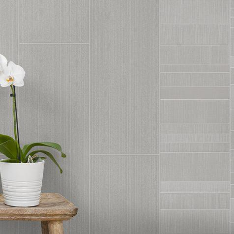 Silver Decor Tiles