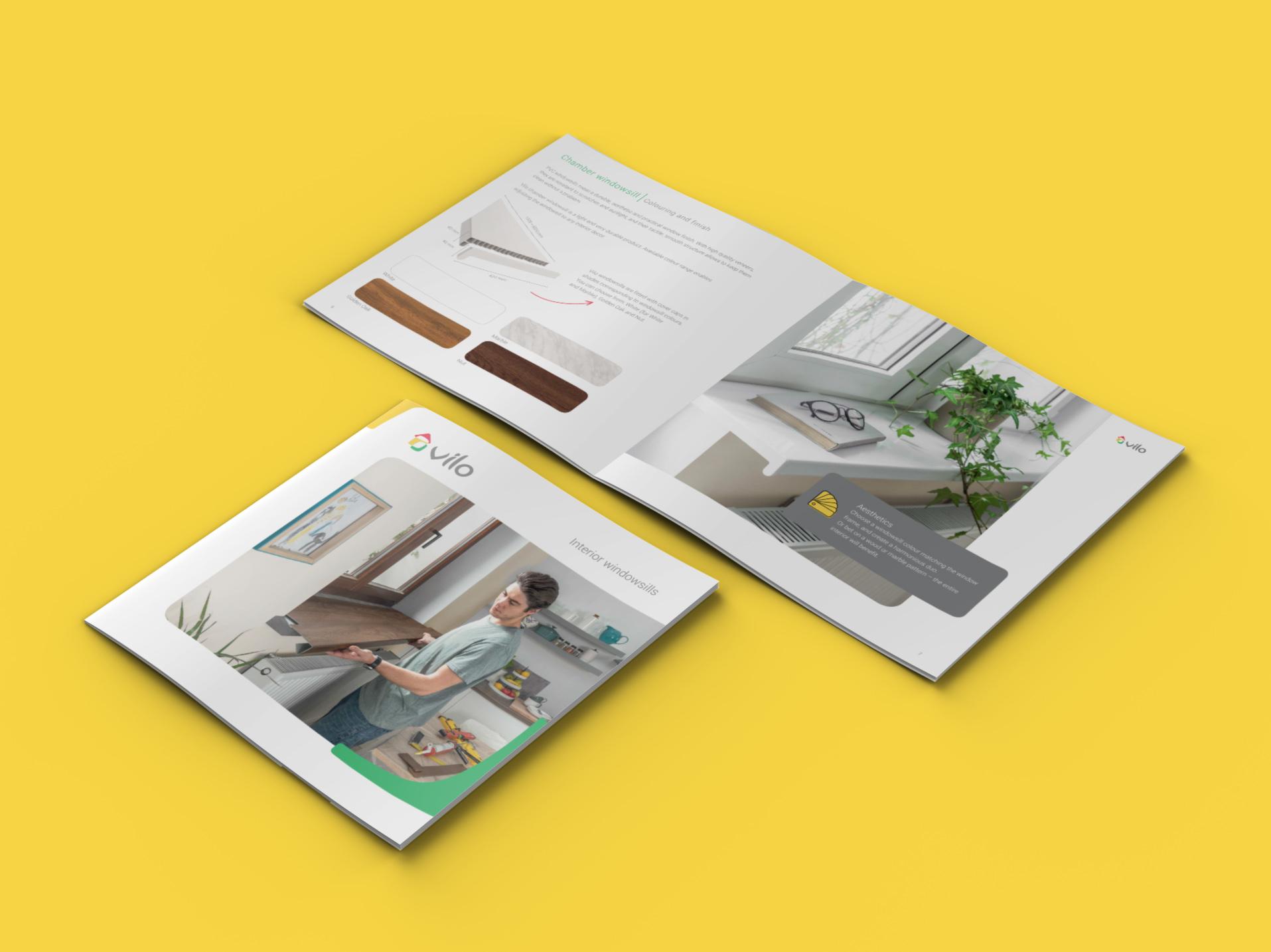 Catalogul glafuri pentru interior