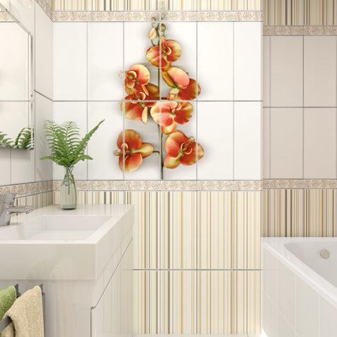 Orchidea Beige Deco
