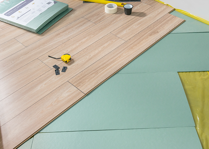 Underlay <br /> for your floor