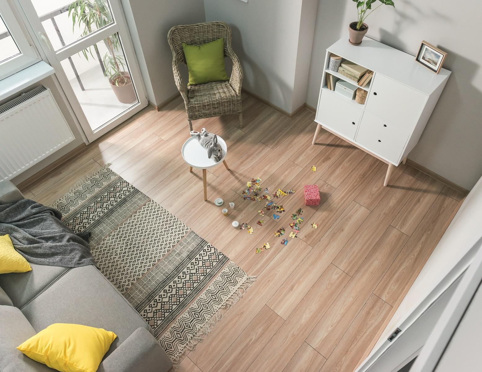 Podlahové panely