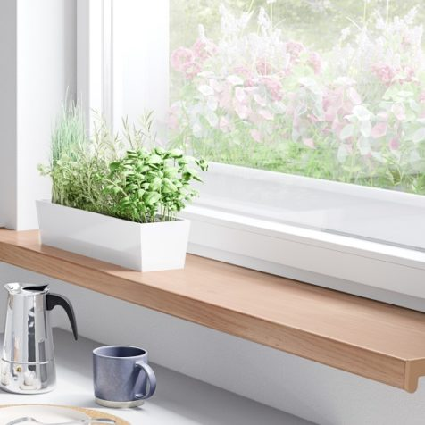 Interior windowsills