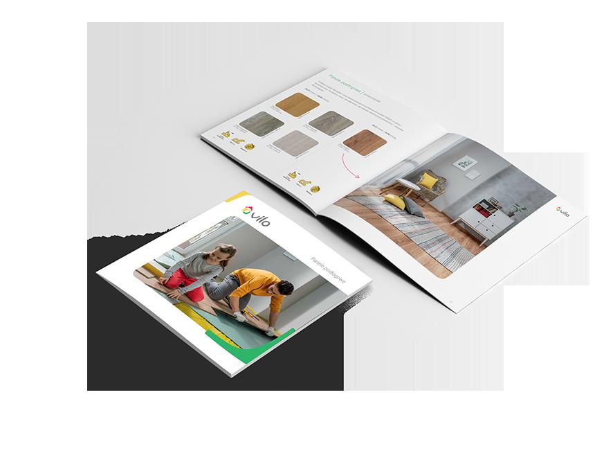 Katalog podlahových panelu