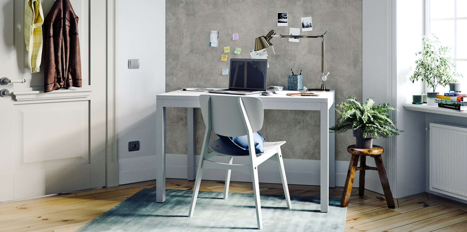 How to arrange a home office?